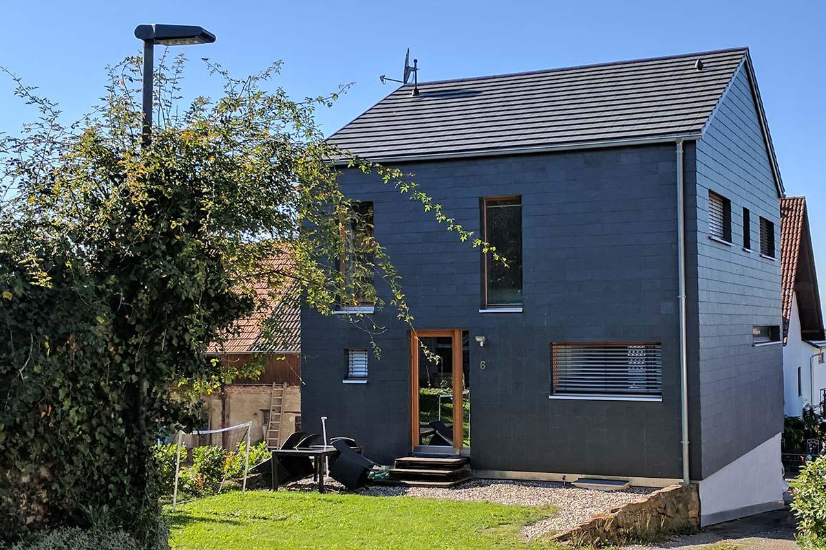 Yan architekturb ro einfamilienhaus mehrfamilienhaus for Architekt einfamilienhaus